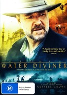 The Water Diviner - Australian DVD movie cover (xs thumbnail)