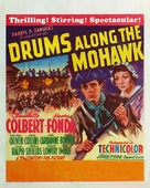 Drums Along the Mohawk - Movie Poster (xs thumbnail)