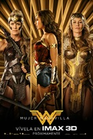 Wonder Woman - Argentinian Movie Poster (xs thumbnail)