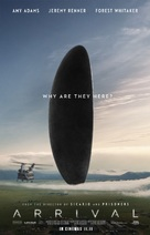 Arrival - British Movie Poster (xs thumbnail)