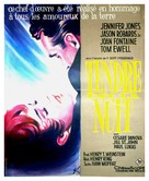 Tender Is the Night - French Movie Poster (xs thumbnail)