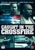 Caught in the Crossfire - Danish DVD cover (xs thumbnail)