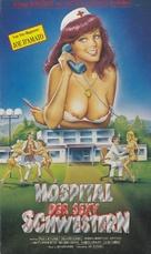 Il ginecologo della mutua - German VHS movie cover (xs thumbnail)