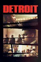 Detroit - Movie Cover (xs thumbnail)
