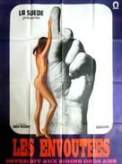 Skräcken har 1000 ögon - French Movie Poster (xs thumbnail)