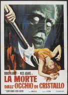 Die, Monster, Die! - Italian Movie Poster (xs thumbnail)
