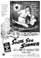 South Sea Sinner - Movie Poster (xs thumbnail)