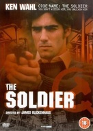 The Soldier - British Movie Cover (xs thumbnail)