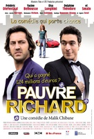 Pauvre Richard! - French Movie Poster (xs thumbnail)