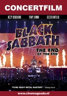 Black Sabbath the End of the End - Dutch Movie Poster (xs thumbnail)