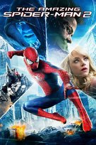 The Amazing Spider-Man 2 - Movie Cover (xs thumbnail)