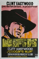 Coogan's Bluff - Australian Movie Poster (xs thumbnail)