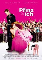 The Prince & Me - German Movie Poster (xs thumbnail)
