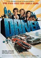 The Driver - German Movie Poster (xs thumbnail)