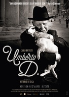 Umberto D. - French Re-release poster (xs thumbnail)