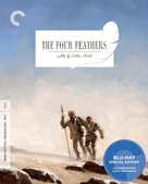 The Four Feathers - Blu-Ray movie cover (xs thumbnail)