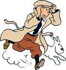 """""""Les aventures de Tintin"""" - Key art (xs thumbnail)"""