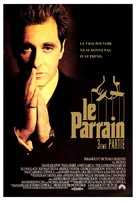 The Godfather: Part III - French Movie Poster (xs thumbnail)