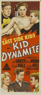 Kid Dynamite - Australian Movie Poster (xs thumbnail)