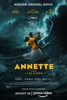 Annette - Movie Poster (xs thumbnail)