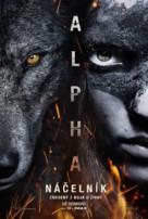 Alpha - Slovak Movie Poster (xs thumbnail)