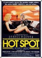 The Hot Spot - Italian Movie Poster (xs thumbnail)