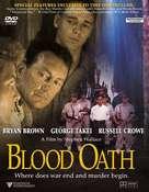 Blood Oath - Australian DVD cover (xs thumbnail)