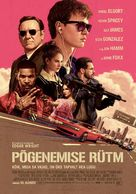 Baby Driver - Estonian Movie Poster (xs thumbnail)