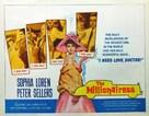 The Millionairess - Movie Poster (xs thumbnail)