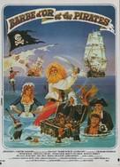 Yellowbeard - French Movie Poster (xs thumbnail)