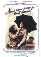 C'eravamo tanto amati - French Movie Poster (xs thumbnail)