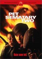 Pet Sematary II - DVD movie cover (xs thumbnail)