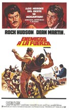 Showdown - Argentinian Movie Poster (xs thumbnail)