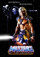 Masters Of The Universe - DVD cover (xs thumbnail)