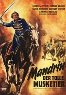 Mandrin - German Movie Poster (xs thumbnail)