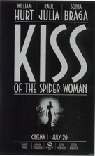 Kiss of the Spider Woman - Movie Poster (xs thumbnail)