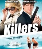 Killers - Blu-Ray movie cover (xs thumbnail)