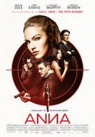 Anna - Swiss Movie Poster (xs thumbnail)