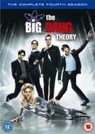 """""""The Big Bang Theory"""" - British DVD cover (xs thumbnail)"""