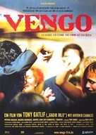 Vengo - German Movie Poster (xs thumbnail)