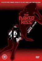 The Naked Kiss - British DVD movie cover (xs thumbnail)