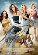 Sex and the City 2 - Italian Movie Poster (xs thumbnail)