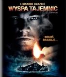 Shutter Island - Polish Blu-Ray cover (xs thumbnail)