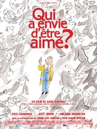 Qui a envie d'être aimé? - French Movie Poster (xs thumbnail)