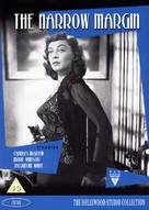 The Narrow Margin - British DVD cover (xs thumbnail)
