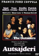 The Outsiders - Croatian DVD cover (xs thumbnail)