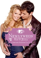 """Newlyweds: Nick & Jessica"" - DVD cover (xs thumbnail)"