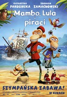Marco Macaco - Polish Movie Poster (xs thumbnail)