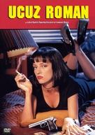 Pulp Fiction - Turkish DVD movie cover (xs thumbnail)
