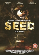 Seed - British Movie Cover (xs thumbnail)